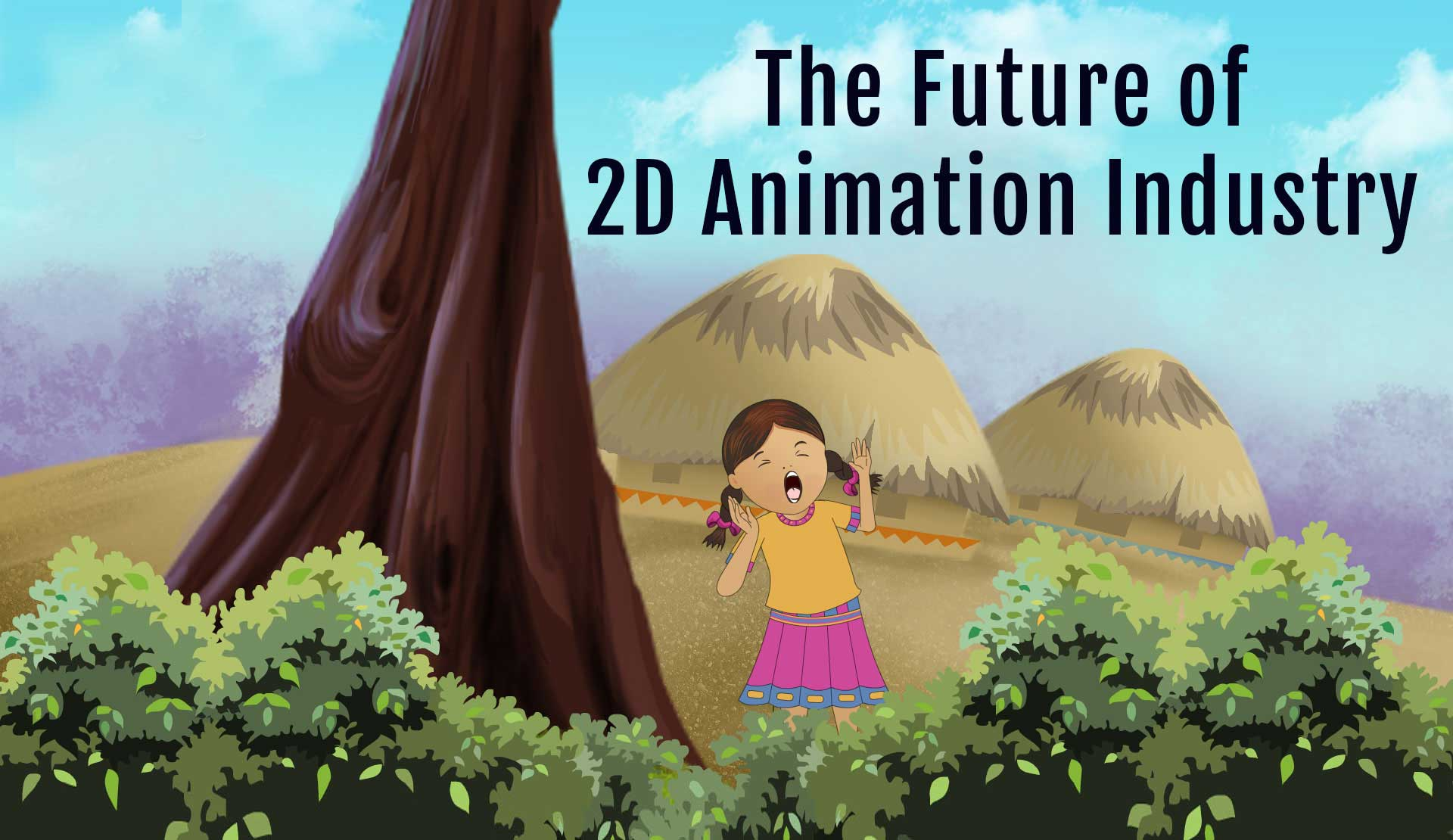 The Future of 2D Animation Industry