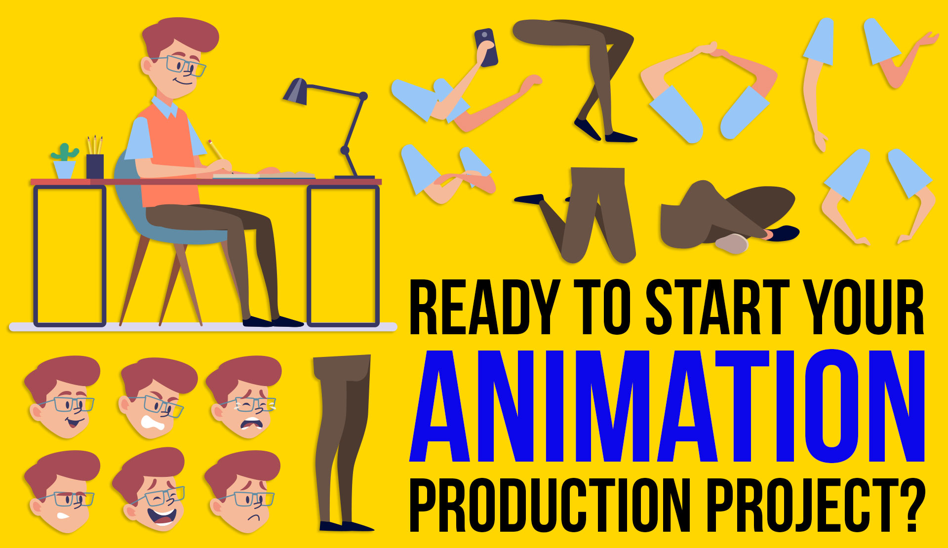 Ready to Start Your Animation Production Project?